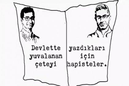 'Haberin Var Mı' inisiyatifi: Barış Terkoğlu ve Barış Pehlivan yazmasaydı devletin tarikatlara teslim edildiğini bilmeyecektik