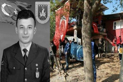 Hakkari Çukurca'da bir askerimiz şehit oldu