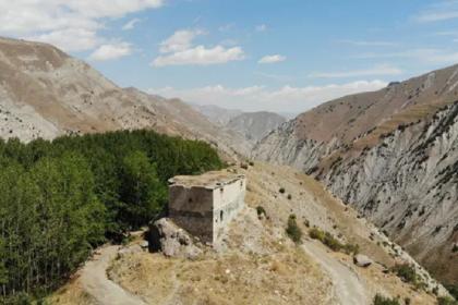 Hakkâri'deki kiliseler 'Sahipsiz Çığlık' belgeseliyle kayıt altında