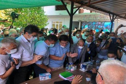 Halk tepki gösterdi, Cengiz Holding'in Kazdağları'ndaki ÇED toplantısı iptal edildi