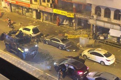 Hatay Valisi Rahmi Doğan, İskenderun'da yaşanan patlama hakkında açıklama yaptı