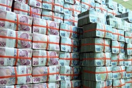 Hazine 2,1 milyar lira borçlandı