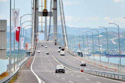 Hazine garantili Avrasya Tüneli ile Osmangazi Köprüsü firmalara 10 milyar 735 milyon dolar kâr bırakacak