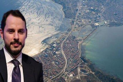 Hazine ve Maliye Bakanı Berat Albayrak'ın Kanal İstanbul güzergahındaki arazisi konut ve ticaret alanı oldu