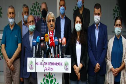HDP: 6 yıldır uğraşıyorlar, partimizin sorumluluğunu ortaya koyacak delil gösteremediler