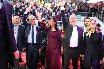 HDP kongresine soruşturma: 15 gözaltı kararı
