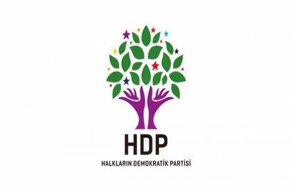 HDP'den Diyarbakır ve Gaziantep'teki gözaltılara ilişkin açıklama: Saldırıların nedeni AKP'nin kaybetme korkusunun büyümesi