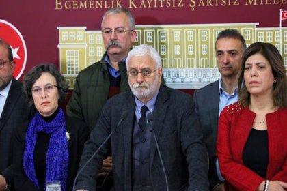 HDP'den Meclis'e çağrı: Gelin yeni Saray'ı değil depremi, çığı ve tedbirsizliği konuşalım