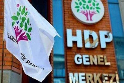 HDP'den 'milletvekilliği düşürme kararına' tepki