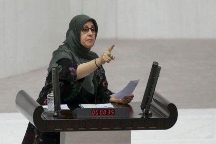 HDP'li Hüda Kaya'dan hakkındaki iddialara yalanlama