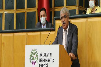 HDP'li Sancar: Gelin demokratik cumhuriyeti birlikte inşa edelim