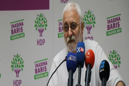 HDP'li Saruhan Oluç: Bayram sonrasında olağan siyasi faaliyetlerimize başlayacağız