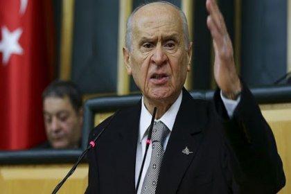 HDP'nin kapatılması için AKP'ye çağrı yapan Bahçeli: Gerekirse Siyasi Partiler Kanunu ve Türk Ceza Kanunu'nda reform yapalım