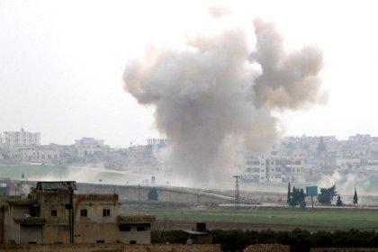 'Heyet Tahrir el-Şam militanları Serakib'de kimyasal silah kullanma girişiminde bulundu' iddiası