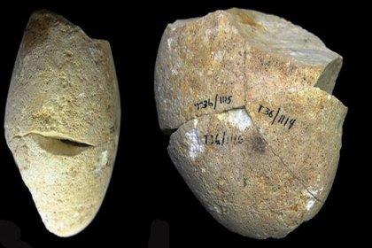 Homo Sapiens'ten 150 bin yıl önce 'gelişmiş alet' kullanılmış