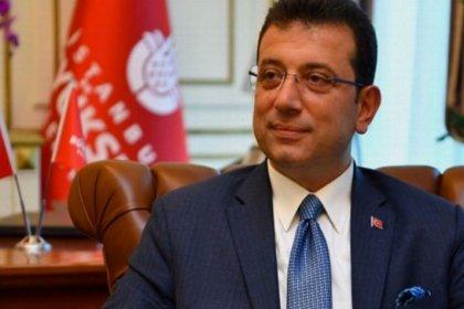 İBB Başkanı Ekrem İmamoğlu'ndan Covid-19 sebebiyle hayatını kaybeden İBB personeli Ahmet Kaya için baş sağlığı mesajı