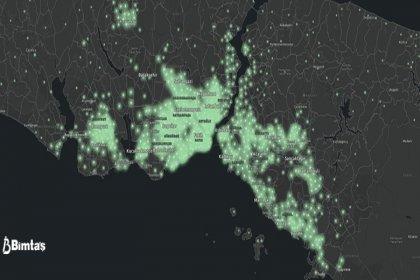 İBB, Covid-19 ile mücadele kapsamında 'İstanbul Kırılganlık Haritası'nı açıkladı