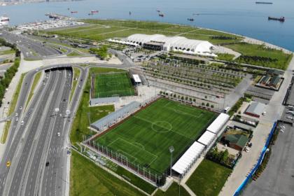 İBB dört yeni spor tesisini hizmete açıyor