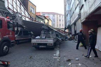 İBB, fırtınanın İstanbul'da yarattığı bilançoyu açıkladı