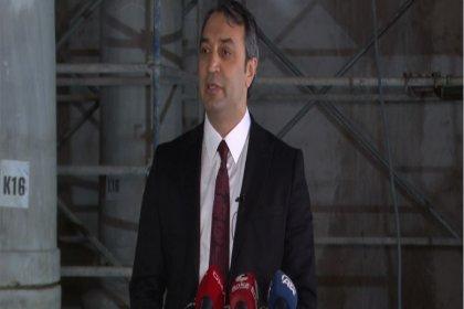 İBB Genel Sekreter Yardımcısı Polat: Yerebatan Sarnıcı sonraki kuşaklara aktarılacak şekilde hayatta kalsın