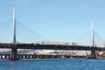 İBB, Haliç Köprüsü'nde derz yenilemesi yapacak