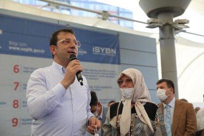 İBB, ilk üretici pazarını Kadıköy'de açtı