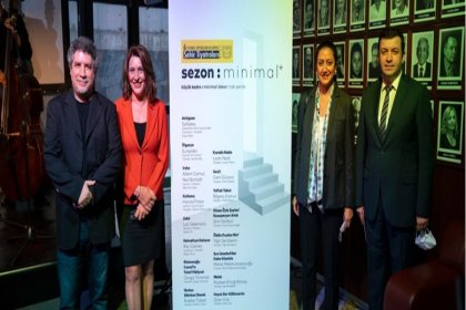 İBB Şehir Tiyatroları, 'Sezon Minimal'i tanıttı