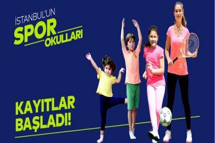 İBB Spor Okulları eğitimlere başlıyor