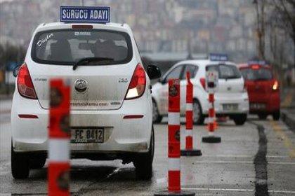 İBB sürücü kurslarına ait araçları ücretsiz dezenfekte edecek