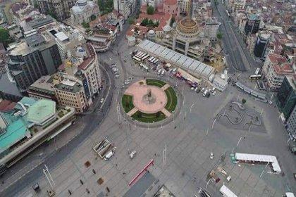 İBB, Taksim Meydanı için tasarım yarışması başlattı