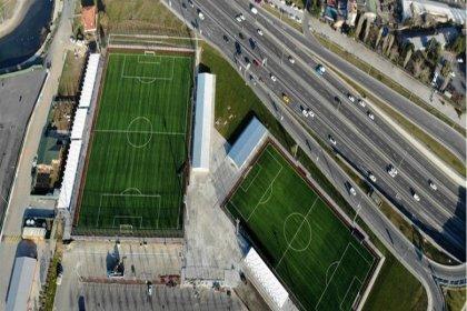İBB Yenikapı Futbol Sahaları şubatta açılıyor