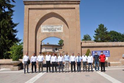 İBB'den Hacı Bektaş-ı Veli anma törenleri öncesinde Hacıbektaş'a destek