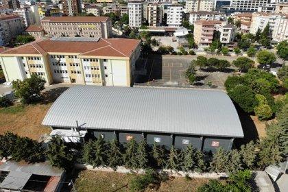 İBB'den okullara 10 yeni spor salonu