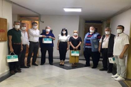İmamoğlu'ndan, pandemi sürecinde gıda dağıtımına destek veren muhtarlara teşekkür mektubu