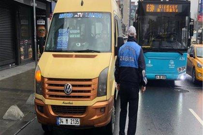 İBB'den toplu ulaşımda güvenli mesafe düzenlemesi