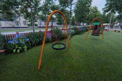 İBB'nin 'İstanbul'un Çocukları Parklarını Tasarlıyor' projesinin ilk parkı bitti