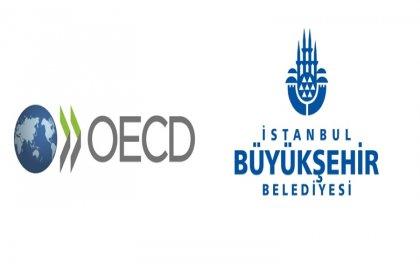 İBB'nin pandemi ile mücadelesi OECD'nin gündemine girdi