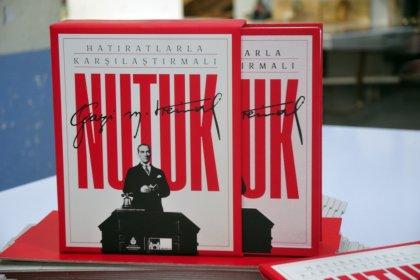 İBB'nin zenginleştirerek bastığı 'Hatıratlarla karşılaştırmalı Nutuk'un tanıtımı 23 Temmuz'da yapılacak