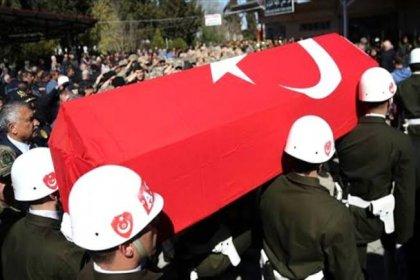 Suriyenin İdlib bölgesinde 1 askerimiz kalp krizi sonucu şehit oldu