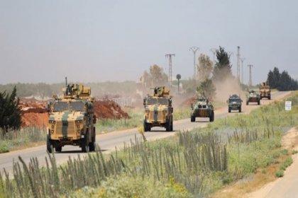 İdlib'de 14'üncü Türk-Rus kara devriyesi yapıldı