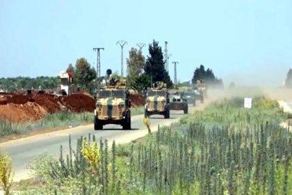 İdlib'de 15'inci Türk-Rus kara devriyesi yapıldı