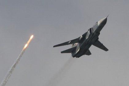 'İdlib'de Su-24 uçağı düşürüldüğü' iddialarına Rusya'dan yalanlama