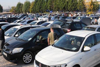 İkinci el otomobil fiyatları yüzde 10 arttı