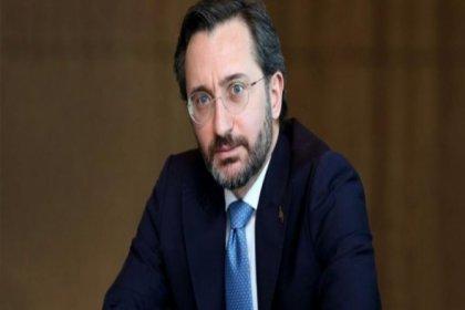 İletişim Başkanı Altun'dan 'müjde' açıklaması