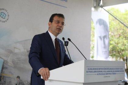İmamoğlu: Deprem ana mesele, Kanal İstanbul boşboğazlık