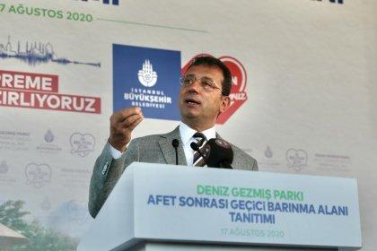 İmamoğlu: Devletin bir kurumu ısrarla İstanbul'a ihanet etmek istiyorsa, ona karşı durmak bizim sorumluluğumuz