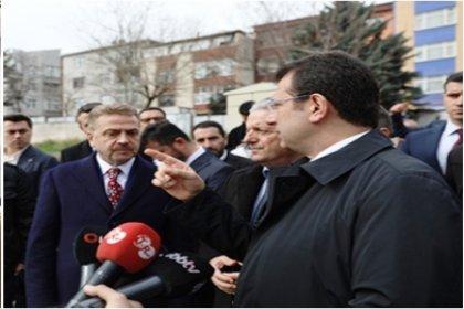İmamoğlu: İletişim İstanbul'a fayda getirecek