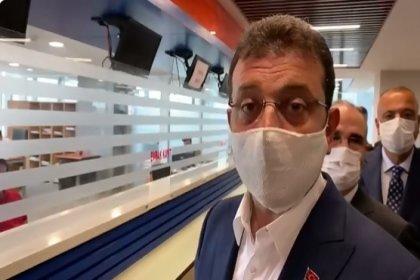 İmamoğlu, Kanal İstanbul için çevre düzeni plan değişikliğine itirazda bulundu