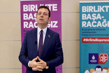 İmamoğlu: Kanal İstanbul ihalesi yapanları kamuoyu vicdanına havale ediyorum
