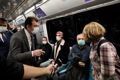 İmamoğlu: Mecidiyeköy-Mahmutbey Metrosu, metrobüsün yükünü günlük 50 bin azalttı